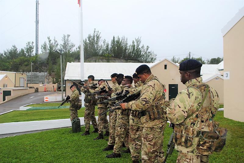 RBR Recruits First Week Of Training Bermuda Feb 2020 (1)