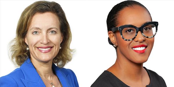 Vanessa Schrum & Tammy Richardson Bermuda Feb 3 2020