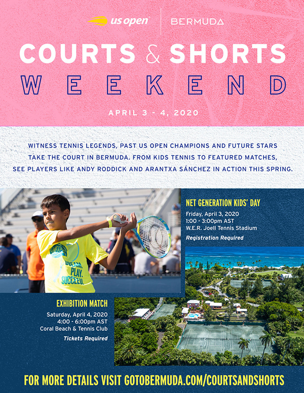 Courts & Shorts Weekend To Be Held In Bermuda March 2020 (1)