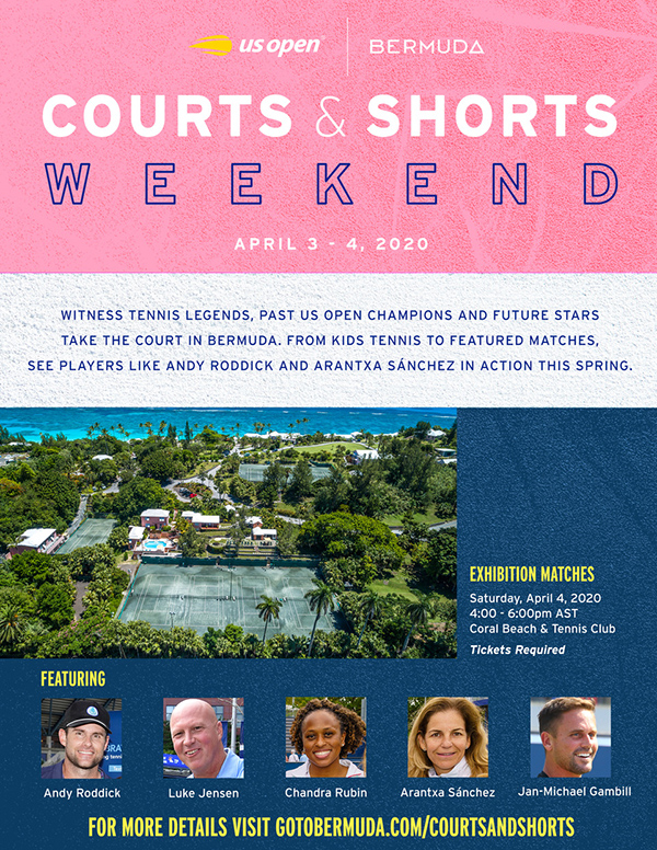 Courts & Shorts Weekend To Be Held In Bermuda March 2020 (2)