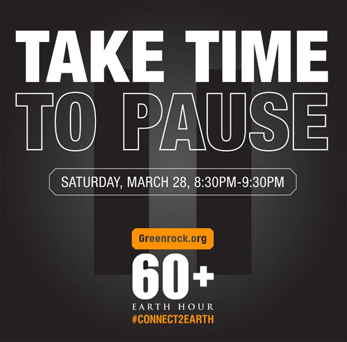 Earth Hour Bermuda March 2020