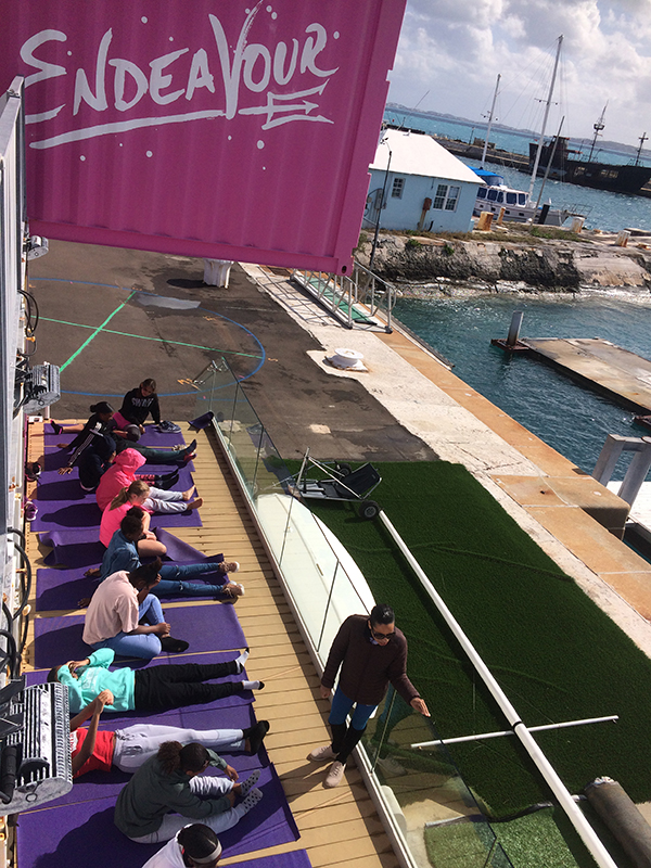 Endeavour Women On The Water Clinic Bermuda March 2020 (6)