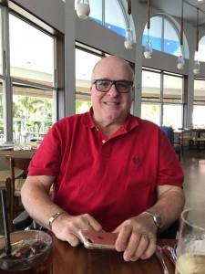 Gerry Collins Covid-19 Bermuda March 2020
