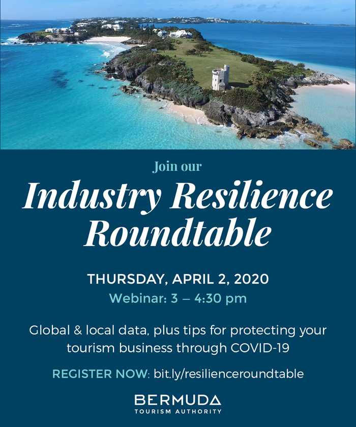 Industry Resilience Roundtable Bermuda March 2020