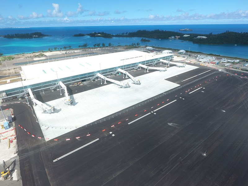 Passenger Terminal Building Bermuda March 2020 (2)