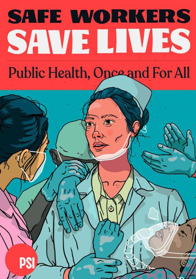 BPSU Safe Workers Save Lives Bermuda April 2020
