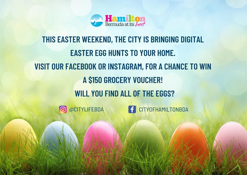 CityZen Easter Egg Hunt