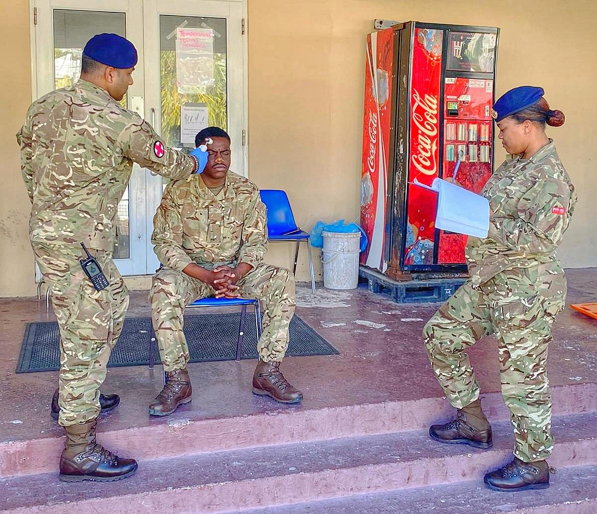 Regiment Bermuda April 1 2020 05