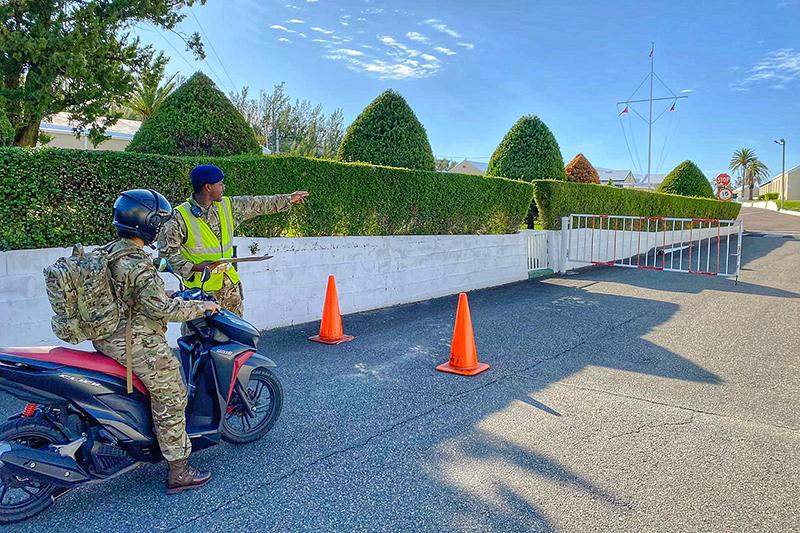 Regiment Bermuda April 1 2020 06
