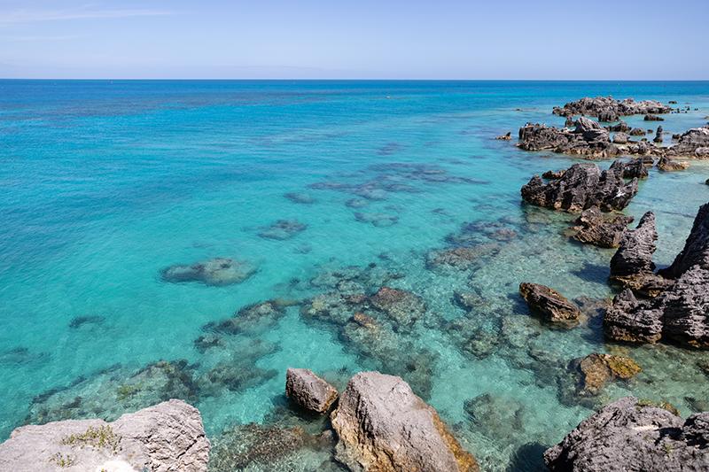 Tobacco Bay Zoom Background Bermuda April 2020