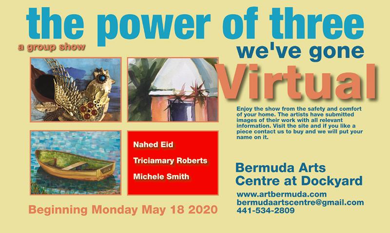 Power Of Three Bermuda May 2020