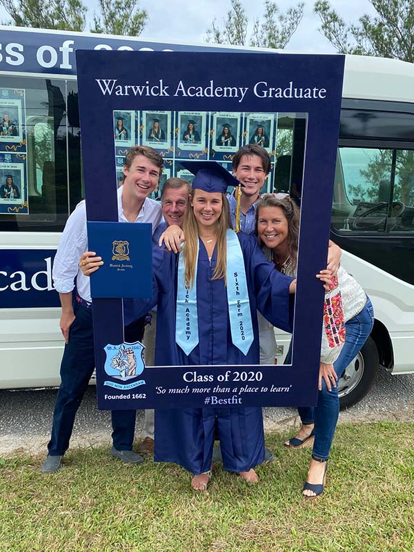 Warwick Academy Graduation Bermuda May 2020 (31)