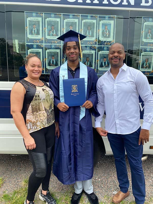 Warwick Academy Graduation Bermuda May 2020 (35)