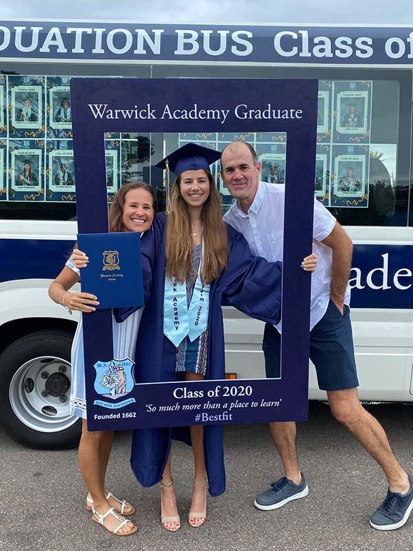 Warwick Academy Graduation Bermuda May 2020 (40)