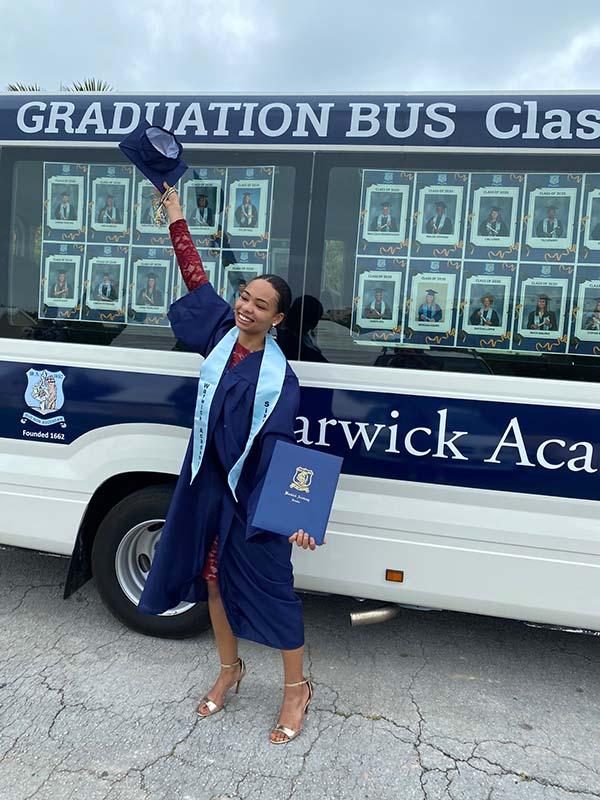 Warwick Academy Graduation Bermuda May 2020 (44)