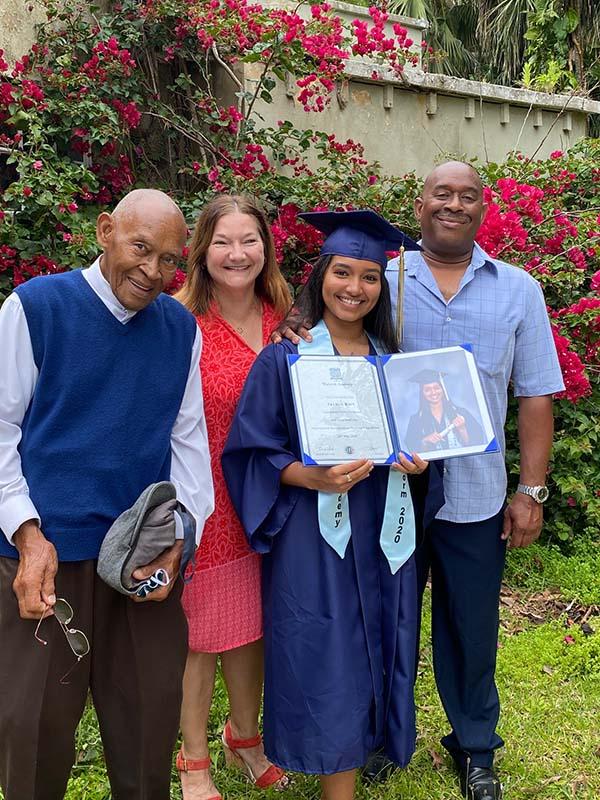 Warwick Academy Graduation Bermuda May 2020 (47)