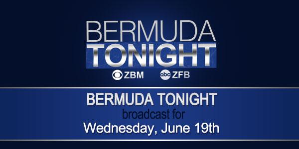 zbm 9 news Bermuda June 19 2019 tc