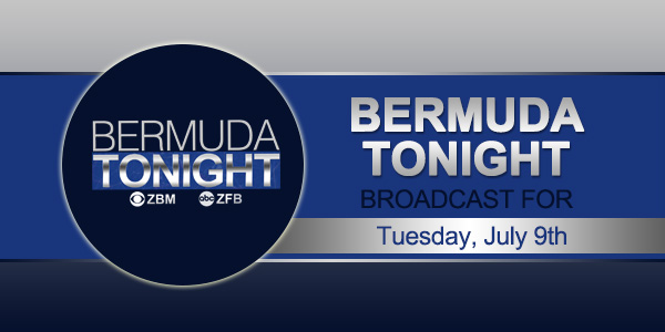 zbm 9 news Bermuda July 9 2019 tc