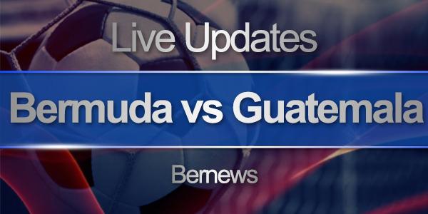 Football Bermuda vs Guatemala TC Live Updates 2