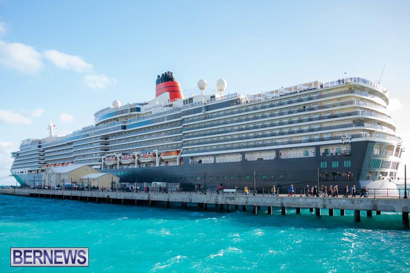 1 Queen Victoria cruise ship in Bermuda January 2020 (2)