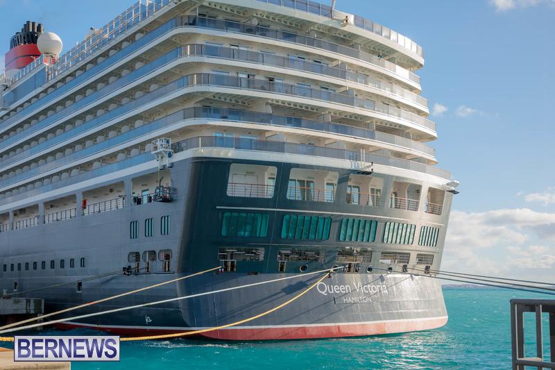 2 Queen Victoria cruise ship in Bermuda January 2020 (6)