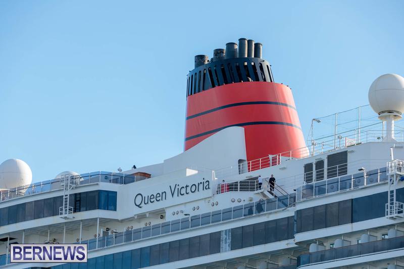 3 Queen Victoria cruise ship in Bermuda January 2020 (1)