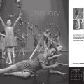 National Dance Foundation 2011 Calendar