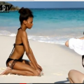 Video: Top Model Show in Bermuda