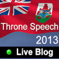 Live Blog: February 2013 Bermuda Throne Speech