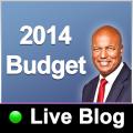 Live Blog: Finance Minister Delivers 2014 Budget