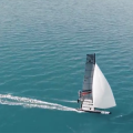 Video: Ainslie 'First To Fly On Bermudian Waters'