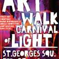 Art Walk: Carnival Of Light Set For St. George's