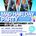"PALS Set To Host ""Mad Hair Day"" On Sept 16"
