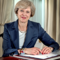 Theresa May Steps Down As Party Leader