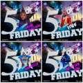 BHW Announces 5 Star Friday Entertainment