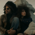 Aliana King Stars In Lenny Kravitz Video