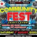 August 1: Bermuda Red Cross Community Fest