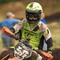 Mitchell Competes In Motocross In Tennessee