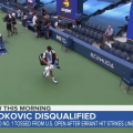 Bermuda Sign Shown During Djokovic Story