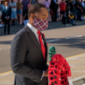 Photos: 2020 Remembrance Day Ceremony