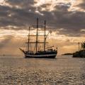 Photos: 'Pelican Of London' Ship Visits Bermuda