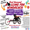 Rolling For WindReach Challenge Announced