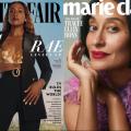 Shiona Turini Styles Two Major Magazine Covers