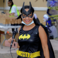 Photos: BBBS Drive-By Halloween Trick Or Treat