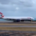 Video: BA Flight Arrives With More Vaccines