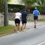 Bermudian running race 4