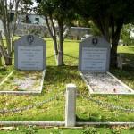 Governor Sharples grave bermuda