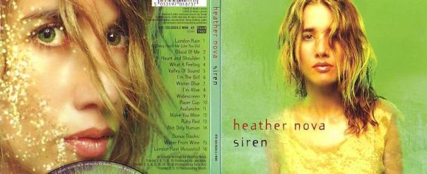 Heather nova bermuda singer