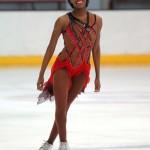 Melyssa James ice dancer bermuda