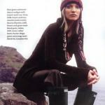 bermuda female model Jenna Judd